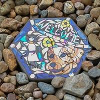 Justin Kraudel garden stone