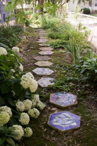 each personalized design offers the following limited by size of stone - Personalized Garden Stones